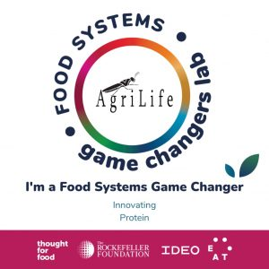 Food systems Game changers lab Agrilife